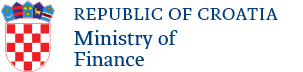 REPUBLIC OF CROATIA - Ministry of Finance